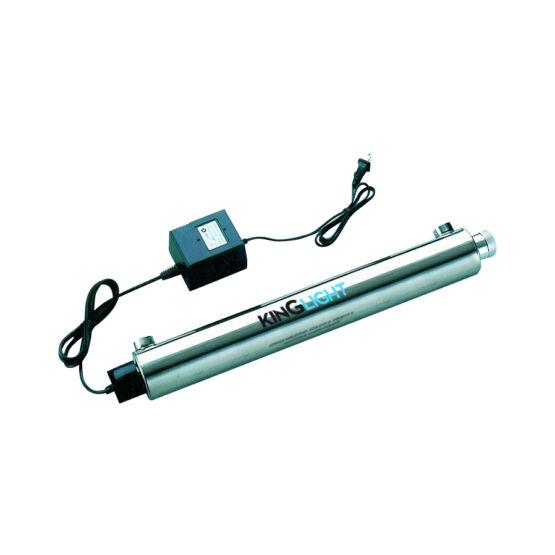 Puricom King Light központi UV fertőtlenítő lámpa készlet 4 GPM