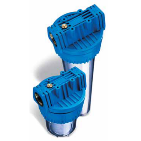"""Aqua 5"""" központi vízszűrő mosható szűrőbetéttel"""