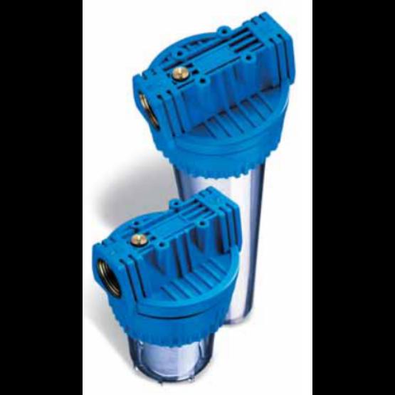 """Aqua 10"""" központi vízszűrő mosható szűrőbetéttel"""
