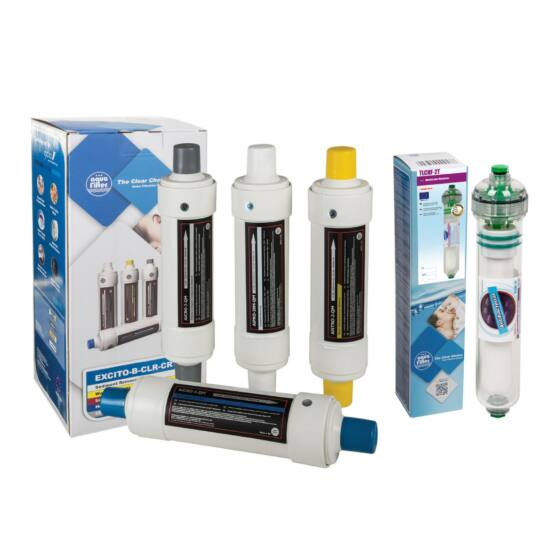 Aquafilter Excito-B szűrőgarnitúra (5db-os komplett)