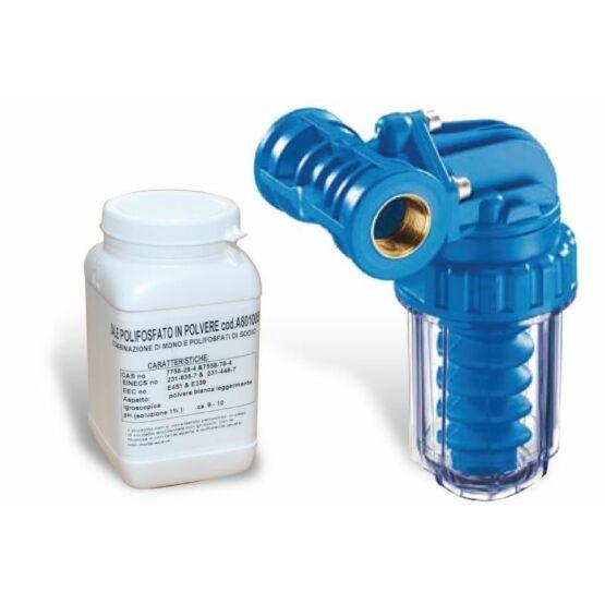 Aquacal vízkövesedést gátló foszfátadagoló vízmelegítőkhöz