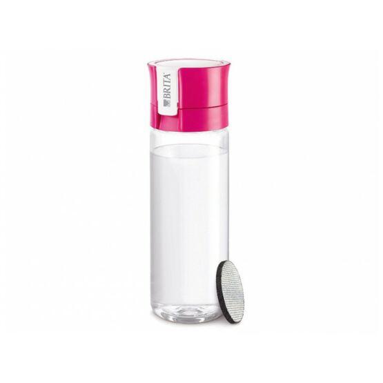 Brita Fill&Go Vital vízszűrő kulacs pink színben