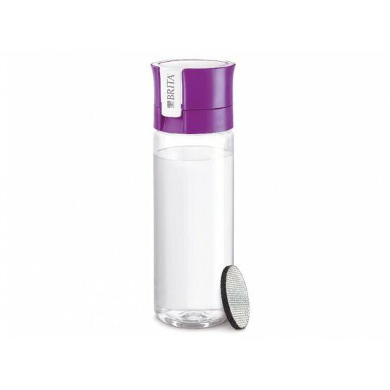 Brita Fill&Go Vital vízszűrő kulacs lila színben