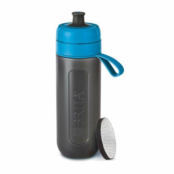 Brita Fill&Go Active vízszűrő kulacs kék színben