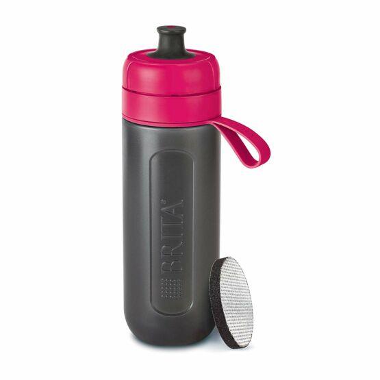 Brita Fill&Go Active vízszűrő kulacs pink színben