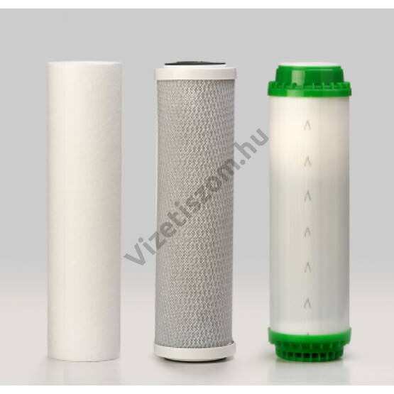 Aquafilter FP3 Plus szűrőgarnitúra fertőtlenítő csomaggal