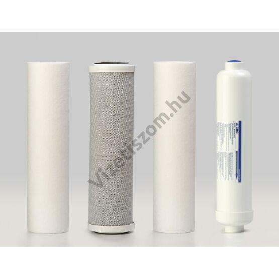 Aquafilter FRO5 szűrőgarnitúra fertőtlenítő csomaggal