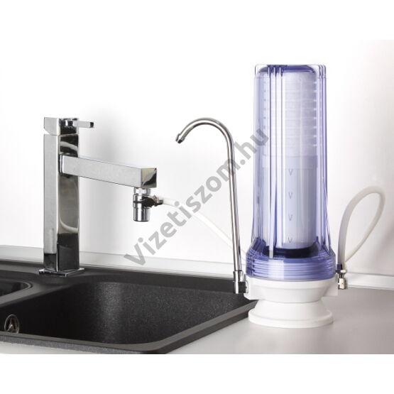 Blue 2in1 csapra szerelhető víztisztító