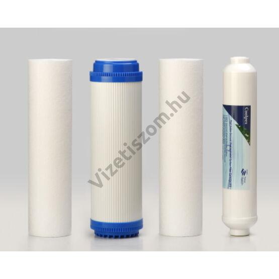 Coolpex R50 szűrőgarnitúra fertőtlenítő csomaggal