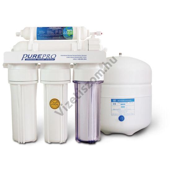 PurePro RO EC105 beépíthető ozmózis víztisztító