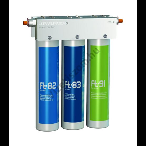 Puricom / Ionfilter FT line3 beépíthető ultraszűrős víztisztító